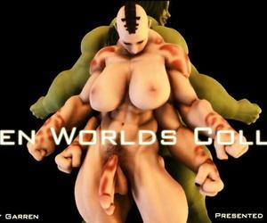 Wicked Works When Worlds Collide