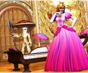 Mongo Bongo Princess Peach Super Mario Brothers