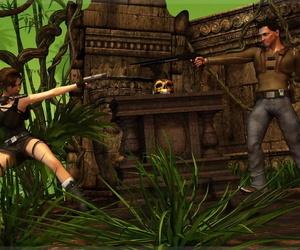 Mongo Bongo Lara & Nathan Tomb Raider- Uncharted