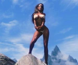 Skyrim mettle Sienna screenshots 4 - part 2