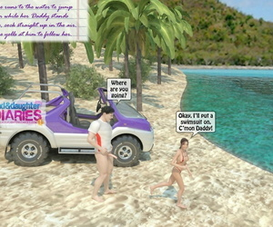 Father Daughter Diaries - Hot Summer - part 2