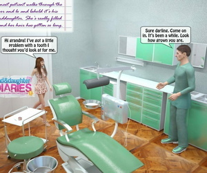 Father Daghter Diaries - Dentist