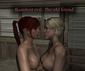 Resident evil: The old mate