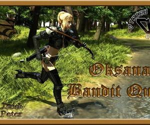 Oksana the Bandit Goddess - Part One