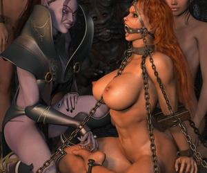 Killy the Dark Witch - part 3