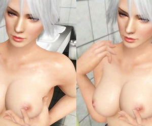 My 3d xnalara gallery bevy by bakayaro00