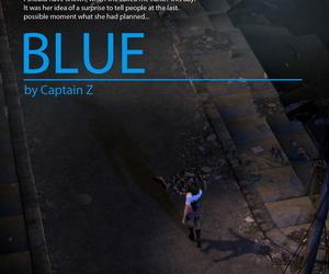 CaptainZ Blue 1-3