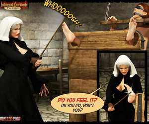The Diabolical Convent 1 - The Sinner - part 2