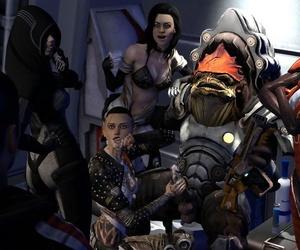 Huggybears Mass Effect Pics - part 3
