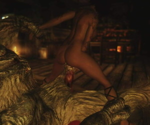 Skyrim monsters and GIF - part 2