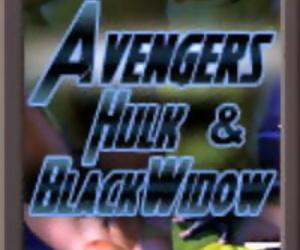 Mongo Bongo Hulk & Seized Widow Avengers