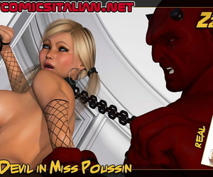 Zzomp The devil in miss poussin french