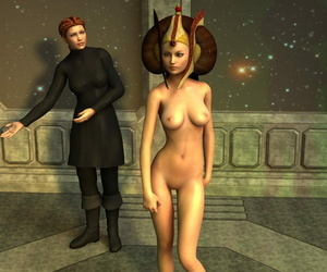 Fasdeviants 3D Art Padme Set 1