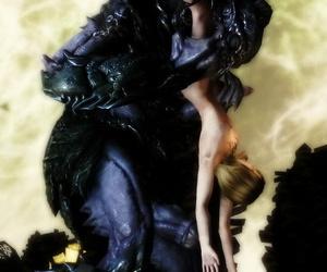 Oden Daimyojin Skyrim - Lurker manhandle WIP- uncensored -..