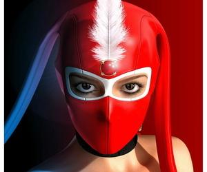 Marider Heroine Shioki Heya - Heroine Execution Culos..