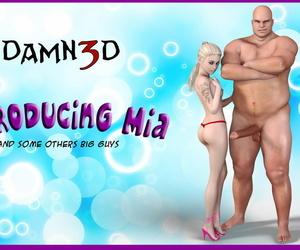 Damn3d Presenting Mia