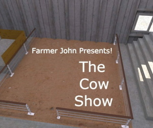FarmerJohn420 The Cow Demonstrate ongoing