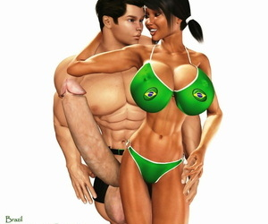Epic Lust Young Muscle Hook-up Gods World Cup 2014