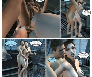 Woman & Stone Statue - Sexual Story Part III of III - part 2