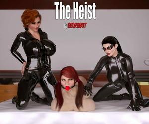 Redrobot The Heist