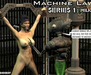 Beyondbent Machine Law. Series 1: Milk