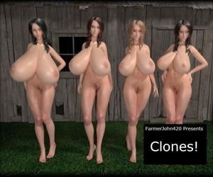 FarmerJohn420 Clones!