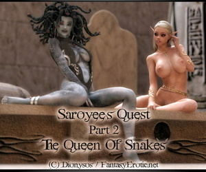 Saroyees Quest 2 - The Goddess Of Snakes