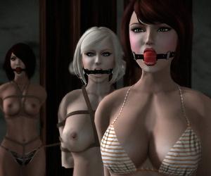 3D Shibari - part 7