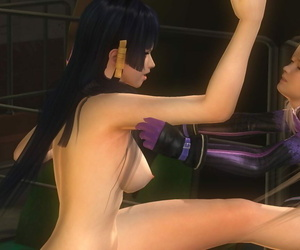 Dead or Alive - Mingle DLC a bit of everything - part 4