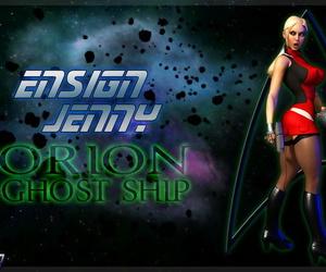 Mongo Bongo Ensign Jenny - Orion Ghost Ship