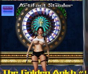 B69 The Golden Ankh - Chapter 1-4