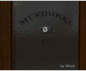 CBlack Mukowski- P.I.