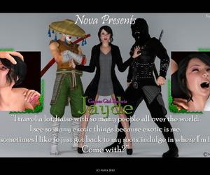 Nova Gamer Woman Secrets - Jayde