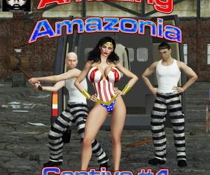 B69 Amazing Amazonia - Captive 1-5