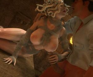 Namijir The Adventures of John Snake: Medusa - part 2