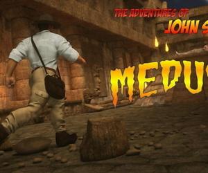 Namijir The Adventures of John Snake: Medusa