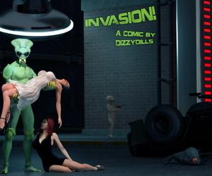 DizzyDills - Invasion Vol 1