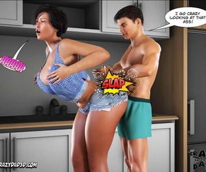 Crazy Parent Mother - Desire Forbidden 6 - part 2
