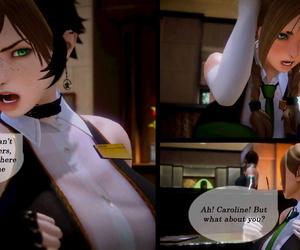 Shourai A Fresh Destiny English Scene 1 - part 3