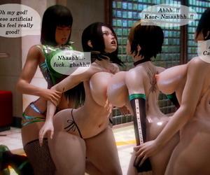 Shourai A Fresh Destiny English Gig 1 - part 6