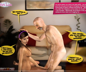 Ultimate 3D Pornography Naïve Lulu - part 2