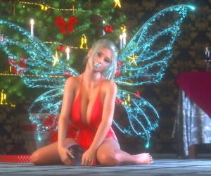 Nikki Christmas Pixie by Fab3DX