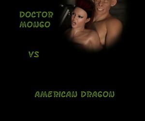 Doctor Mongo vs American Dragon