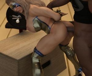 Captured Heroines Woman Repugnant - part 3