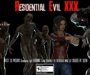 3DZen Residential Evil Hardcore I