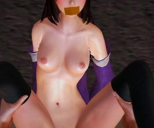 MADCAT 少女と裏路地 Madcat 山寨重制版!001 -..