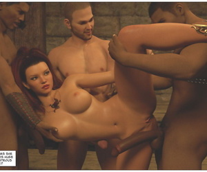 Hard-core Blackmaled - Fayes Story 1 - part 5