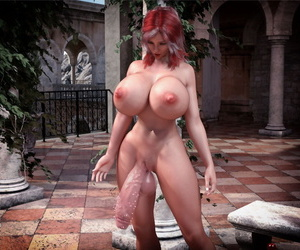 3dx851 - Ophelia and Scarlett Chapter 1 - 3 - part 5