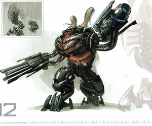 The Art of Crysis 2 - part 4