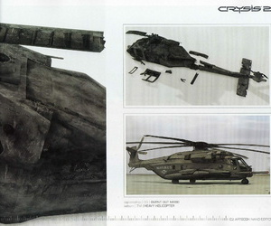 The Art of Crysis 2 - part 6